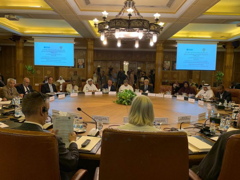 Iraq participates in the 3rd Arab Regional Conference on the Protection and Promotion of Human Rights in Cairo Thumbnail-6-1024x768-768x576