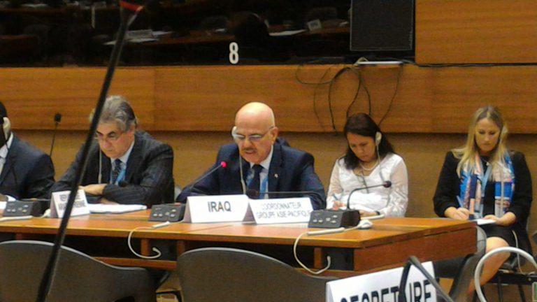 Permanent Representative of Iraq in Geneva addresses the Asia-Pacific Group %D8%B5%D9%88%D8%B1%D8%A9-%D8%A7%D9%84%D8%AE%D8%A8%D8%B1-1792-%D8%A7%D9%84%D8%A7%D9%88%D9%84%D9%89-768x432