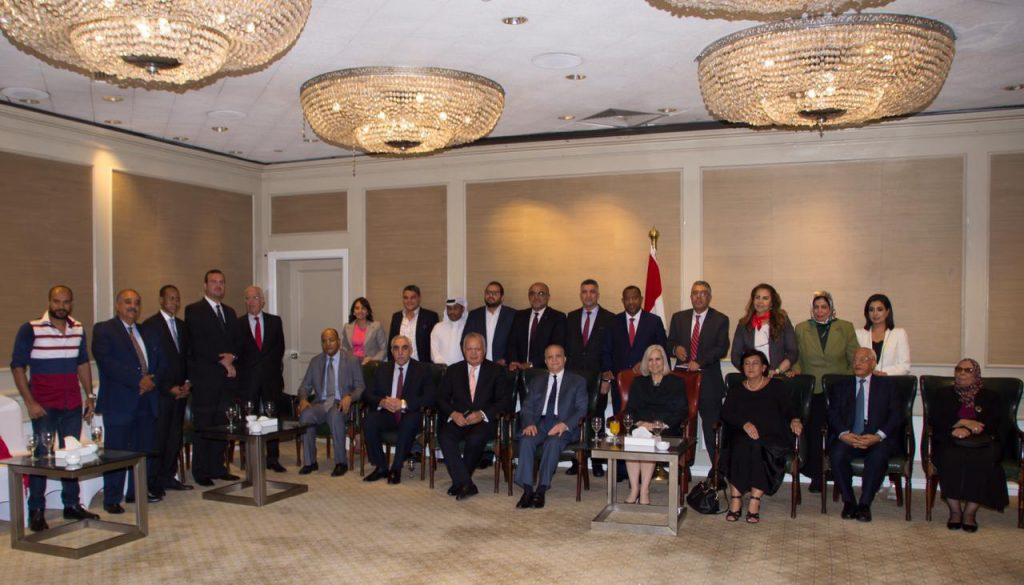 Foreign Minister visits the Embassy of the Republic of Iraq in Cairo BY MEDIAOFFICE · 09/09/2019 51ab3630-4406-4eb7-880b-43a4c957adc2-1024x585