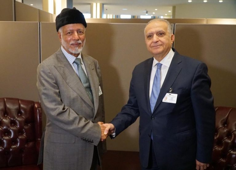 Foreign Minister meets Lord Ahmed of Wimbledon, Secretary of State for Commonwealth Affairs and the United Nations at the Foreign and Commonwealth Office 5665-768x554