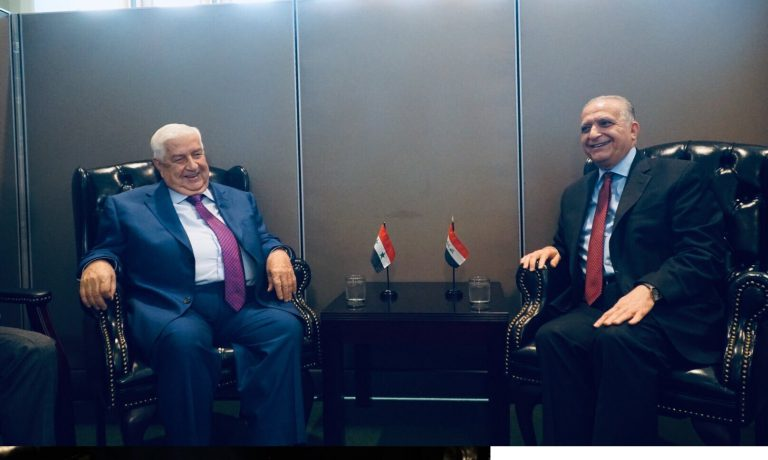 Holding an Iraqi-Jordanian-Egyptian tripartite summit in America - Page 2 7787878-768x460