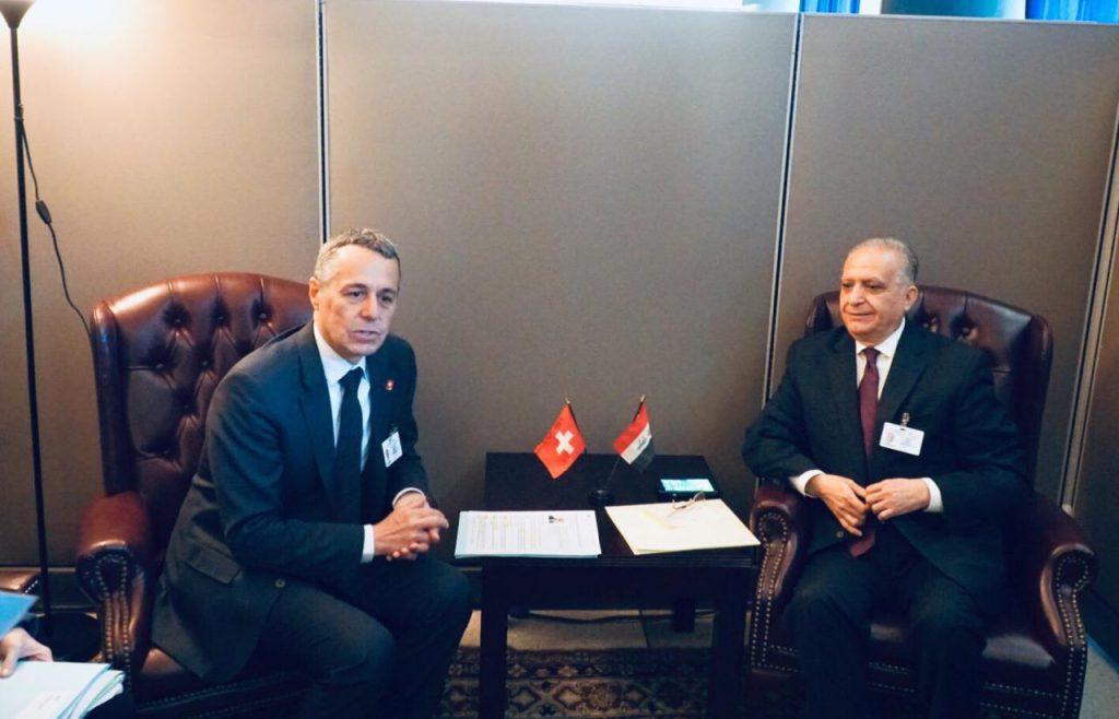Holding an Iraqi-Jordanian-Egyptian tripartite summit in America 9f066bf2-3dea-44e0-b962-c41708cb5134-1024x658