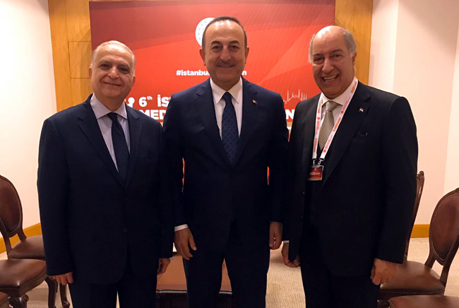 Foreign Minister participates in the 6th Istanbul Mediation Conference KBZT2526