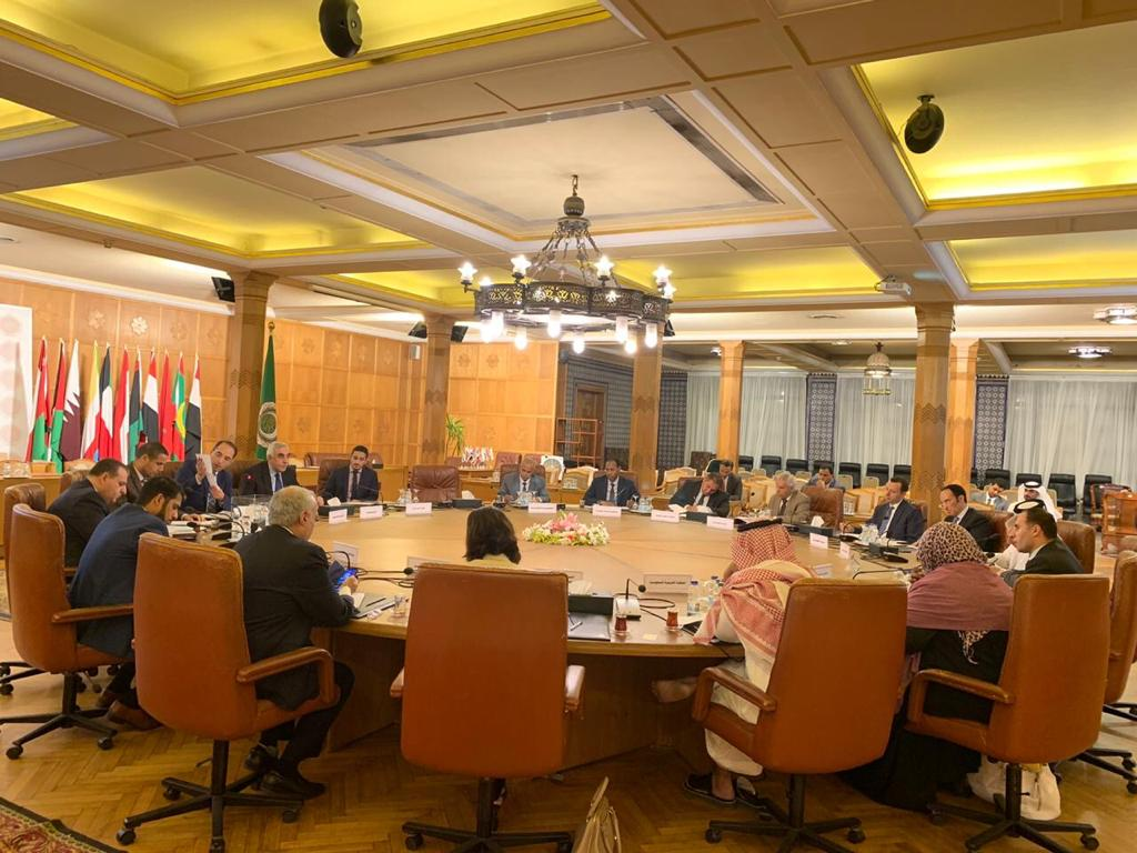 The Ambassador of the Republic of Iraq in Cairo chairs the meeting of the States Parties to the Arab Charter on Human Rights PHOTO-2019-10-03-11-54-23