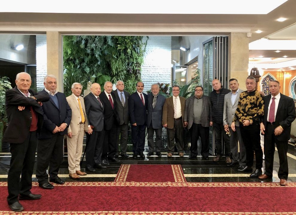 Chargé d'Affaires of the Iraqi Embassy in Sofia meets with members of the Iraqi community in Bulgaria 36680DD3-2259-40AD-A3F7-86A1CB19B529