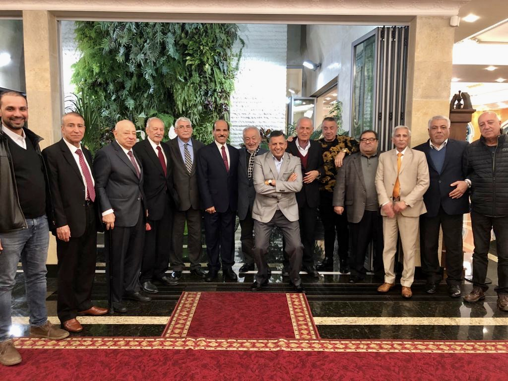 Chargé d'Affaires of the Iraqi Embassy in Sofia meets with members of the Iraqi community in Bulgaria B7088F2A-DE47-4574-B9A4-022575F86A1F