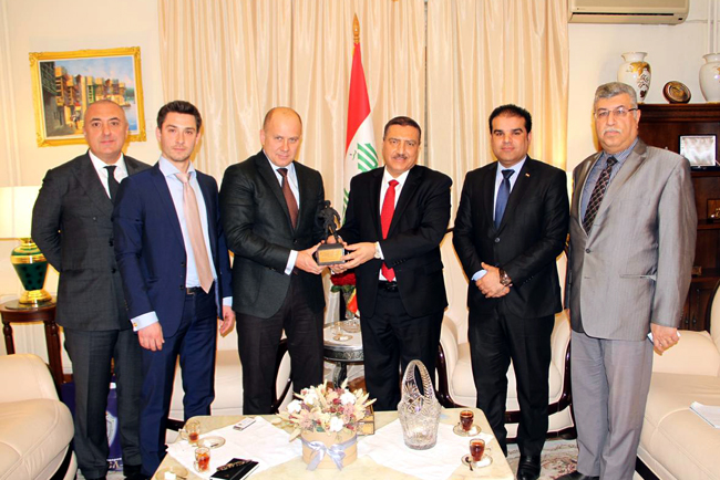 The Ambassador of the Republic of Iraq to Moscow meets with the President of the Russian-Iraqi Business Council and the Executive Director of the Council WhatsApp-Image-2019-12-05-at-12.48.39-PM