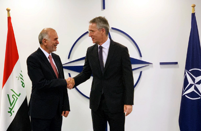 The Ambassador of the Republic of Iraq to Brussels meets the Secretary General of NATO IMG-1629-1-1-1536x1349-1