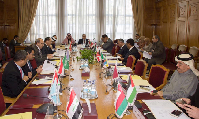 In the presence of the delegation of the House of Representatives .. The Arab Parliament concludes its plenary session in Cairo and issues a resolution on the situation in Iraq Photo_2020-01-16_23-44-41