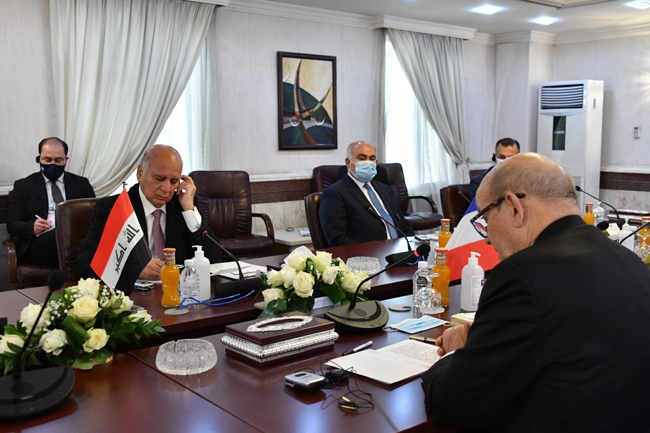 Joint statement between the Republic of Iraq and the Republic of France (Baghdad: July 16, 2020) 3
