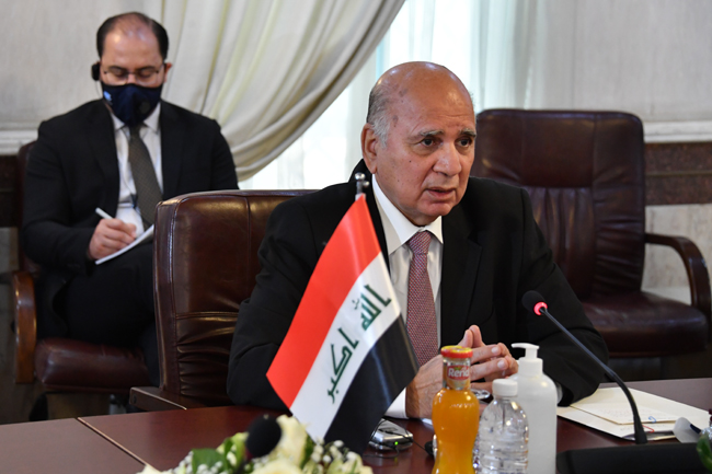 Joint statement between the Republic of Iraq and the Republic of France (Baghdad: July 16, 2020) 7