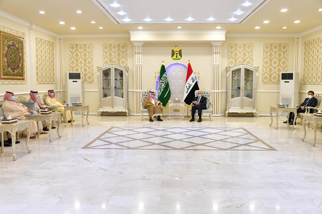 The Minister of Planning chairs the first meeting of the Economic and Investment Committee emanating from the Iraqi-Saudi Coordination Council 6