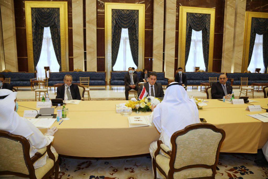 Iraq's Minister of Finance visits Kuwait for talks on economic cooperation, investment A43FAF8C-77BA-41B6-9A08-7479EEB81F5D-1024x682