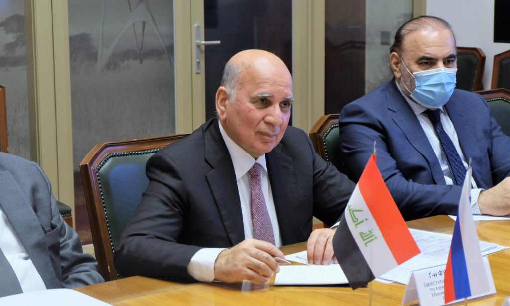 Iraq is counting on increasing Russian investments 60F4C53A-C0DC-42FF-8AC0-557744A7F54B-1024x614