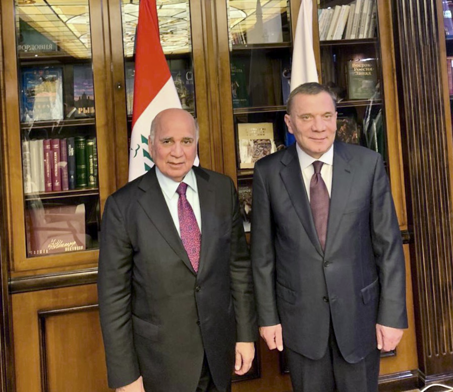 Iraq is counting on increasing Russian investments A7B5B69E-3B98-4FD8-ACDE-0D106D879FE8