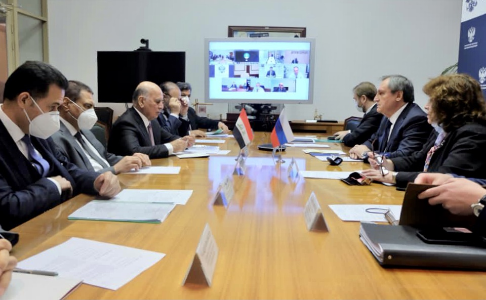 Iraq is counting on increasing Russian investments E7A27656-F00A-47C7-A2AE-1CC26AD985EF